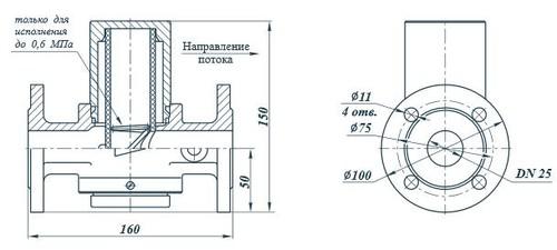 Газовый Фильтр ФН 1-6.3