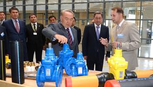 Завод запорная арматура в казахстане