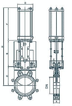 Скоростной клапан Rego А3272G 3/4